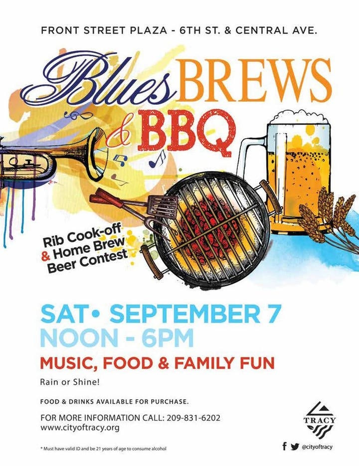 Event Promo Photo For Blues, Brews, & BBQ