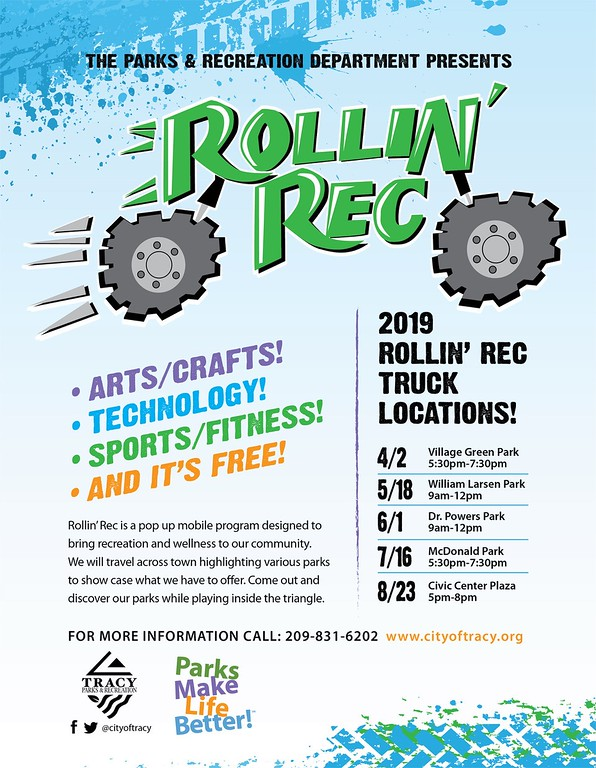 Event Promo Photo For Rollin' Rec
