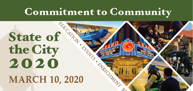 State of the City: Commitment to Community Photo - Click Here to See