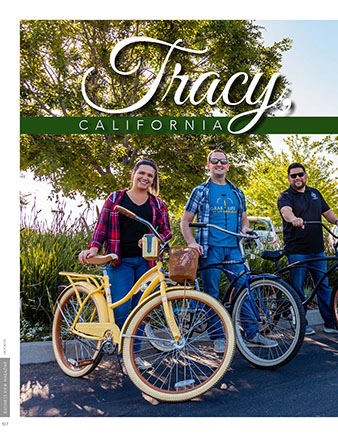 Tracy, CA Featured in Business View Magazine's July 2019 Issue! Photo - Click Here to See
