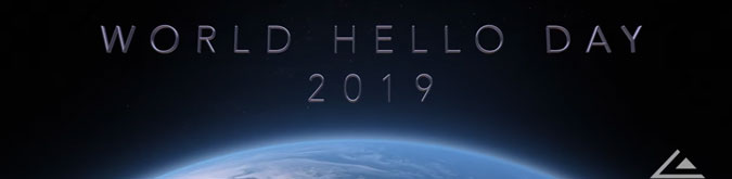 City of Tracy: World Hello Day 2019 Image